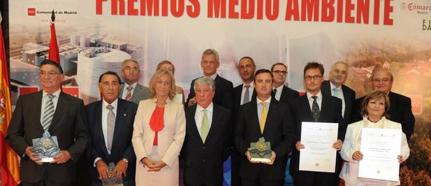 Daikin galardonada con el premio de medio ambiente 2010 for Rea comunidad de madrid