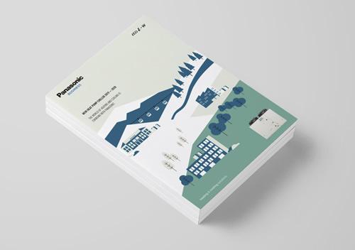 Catálogo de Chillers Panasonic