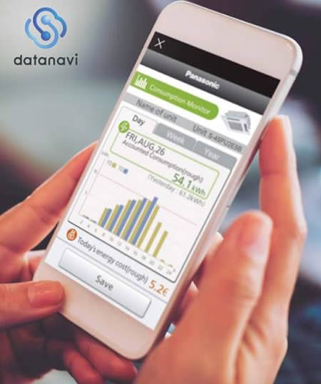 Panasonic Data Navi