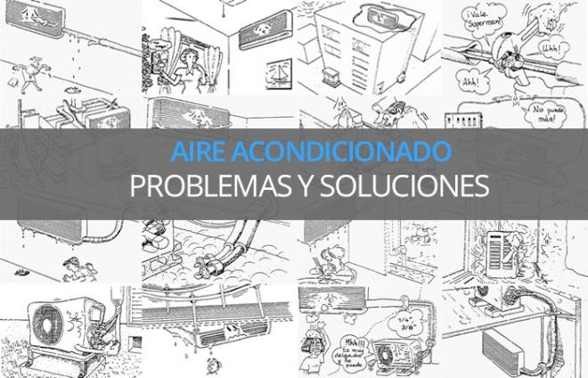 Guía del aire acondicionado - problemas y soluciones