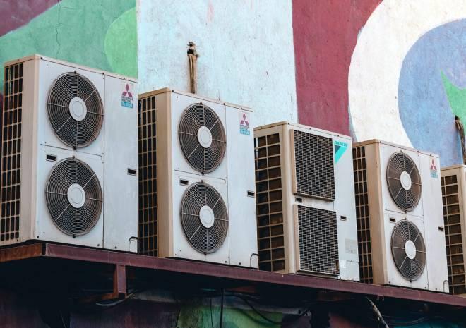 Máquinas de aire acondicionado Mitsubishi Electric