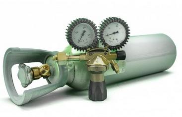 Nitrógeno seco como soporte de refrigeración