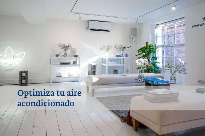 Consejos para optimizar el uso del aire acondicionado en verano
