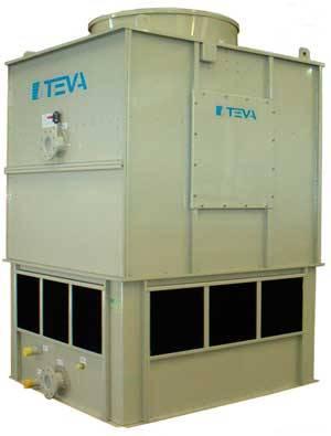 La refrigeración evaporativa en la industria