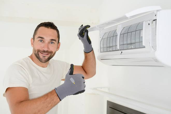 Consejos para utilizar correctamente el aire acondicionado con bomba de calor en invierno