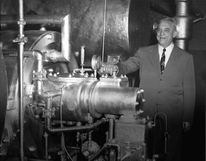 Willis Haviland Carrier sentó las bases de la refrigeración moderna
