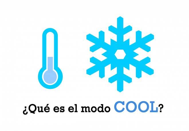 Modo COOLo modo de refrigeración