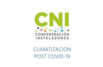 """CNI publica la Guía """"Climatización post COVID"""""""