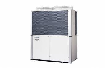 Nueva generación GE3 de sistemas VRF de Panasonic