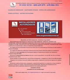 M.C-GAS instalaciones