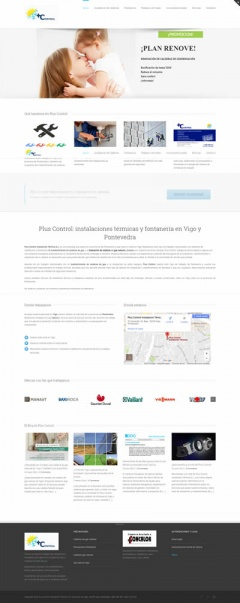 Plus Control Instalaciones Térmicas, S.L.