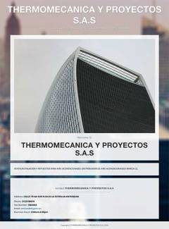 Thermomecanica y proyectos s.a.s