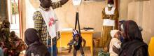 Eurofred colabora con Médicos sin Fronteras para combatir la desnutrición infantil en Níger