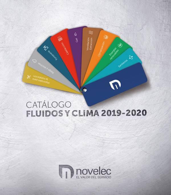 Catálogo de Fluidos y Clima 2019-2020 de Grupo Novelec