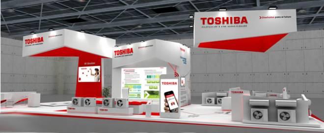 Toshiba aunará en su stand vanguardia tecnológica, formación y su visión de futuro de este mercado