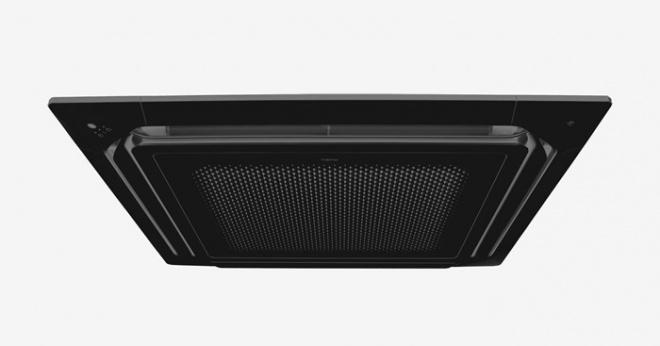 3D Airflow con plafon negro