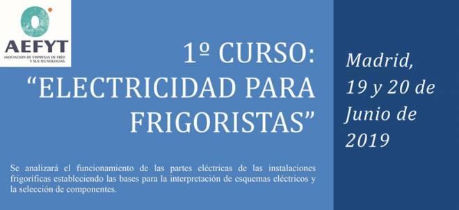 Curso sobre Electricidad para Frigoristas