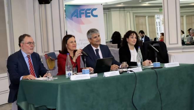 Jornada sobre temas técnicos y legislativos organizada por AFEC