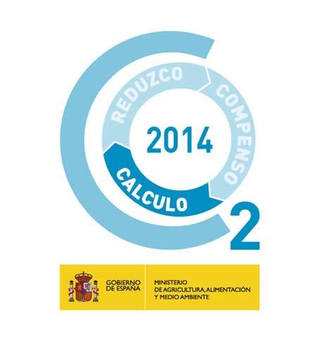 Eurofred recibe el sello del MAGRAMA por el cálculo de su huella de carbono