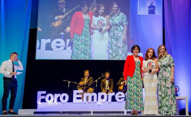 PRIEX, miembro de CNI Premio a la Mejor Empresa Liderada por Mujeres en Extremadura
