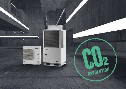 Unidad CO2 de Panasonic