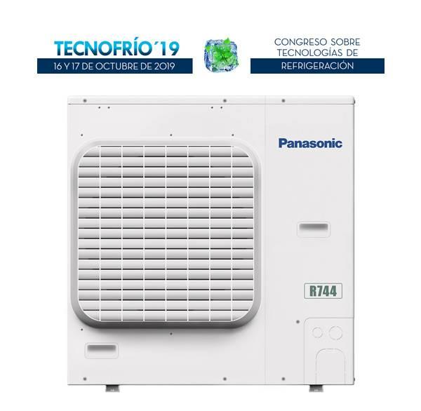 Panasonic participa en Tecnofrío 2019 presentando la serie CR de CO2