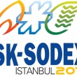 Logotipo ISK-SODEX 2018