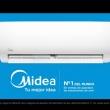 Midea estrena su primera campaña publicitaria de aire acondicioando en España