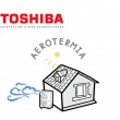 TOSHIBA Aerotermia