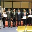 La Asociación de Fabricantes Andaluces de Refrigeración (AFAR) entrega los diplomas a sus socios patrocinadores en la feria C&R 2017