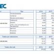 Informe AFEC