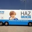 Autobús Daikin