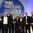 El refriterante Opteon XL40 Premio RAC de la Industria de Refrigeración